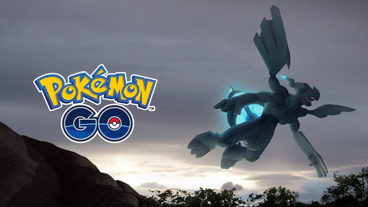 Pokémon GO poster