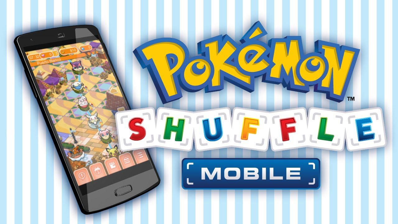 Pokémon Shuffle Mobile poster