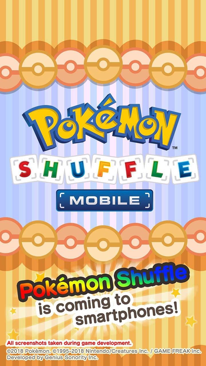 Pokémon Shuffle Mobile screen 0
