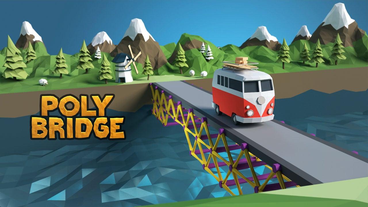 Poly Bridge poster