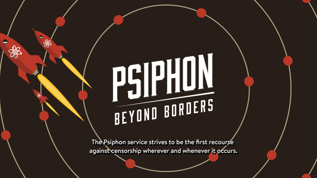 Psiphon Pro The Internet Freedom VPN poster