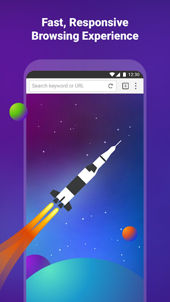 Puffin Browser Pro screen 4