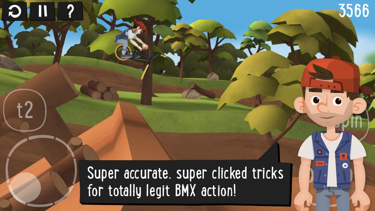 Pumped BMX 2 screen 3