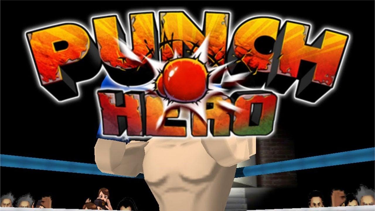 Punch Hero poster