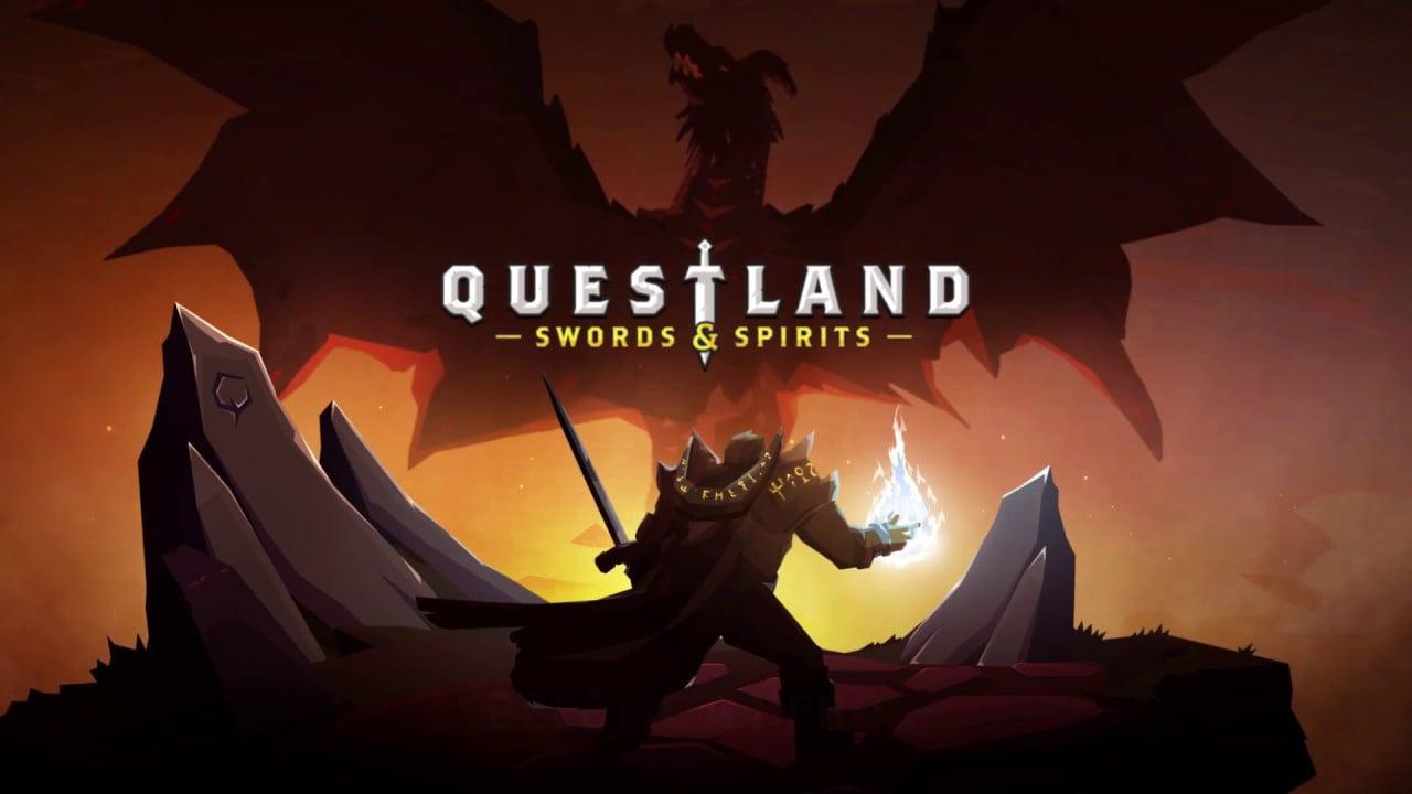 Questland Turn Based RPG poster