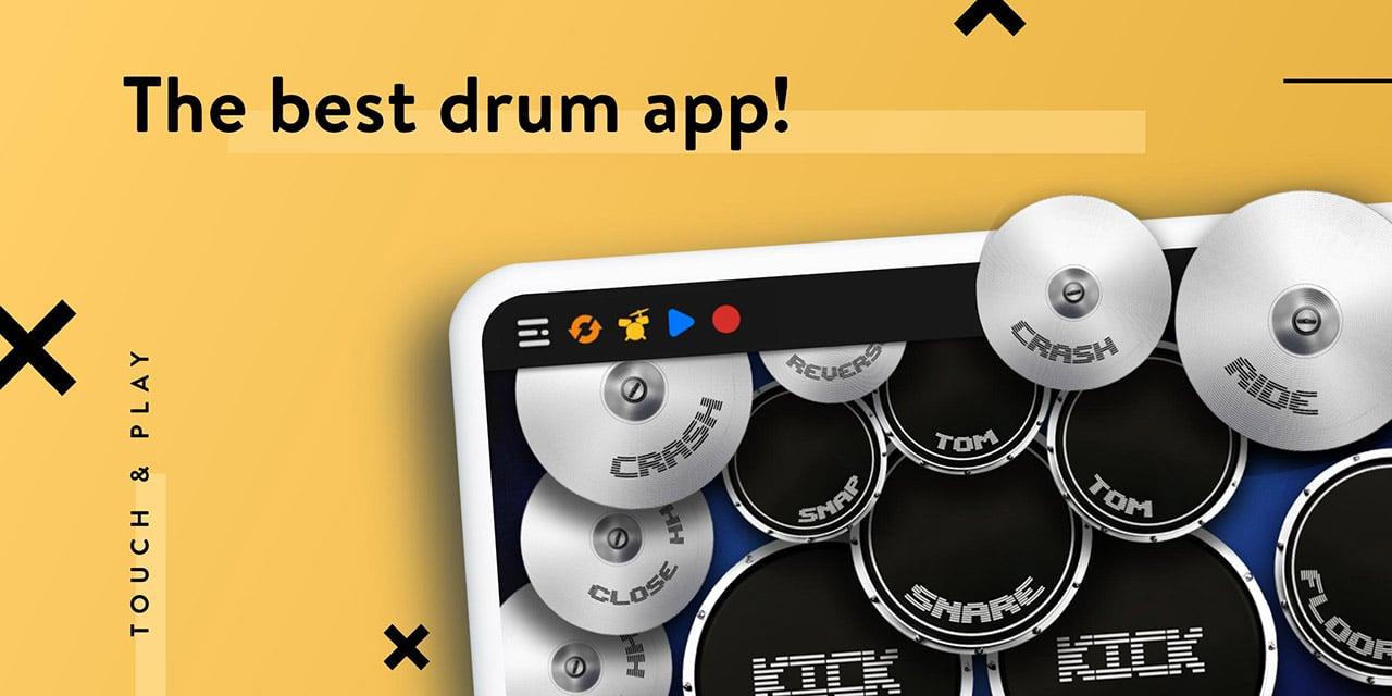 REAL DRUM Electronic Drum Set screen 1