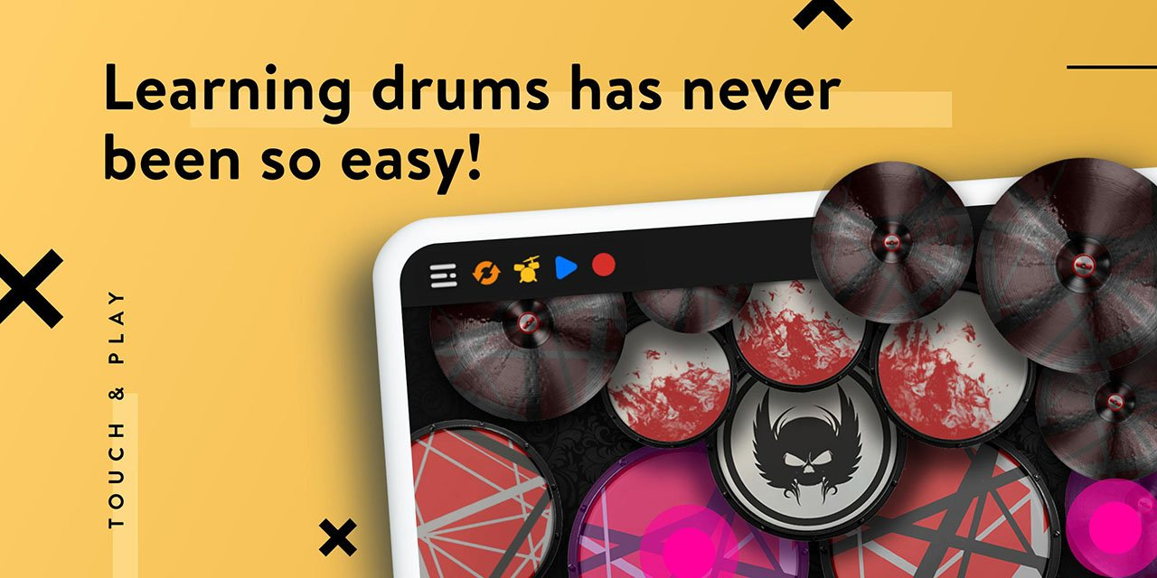 REAL DRUM Electronic Drum Set screen 3