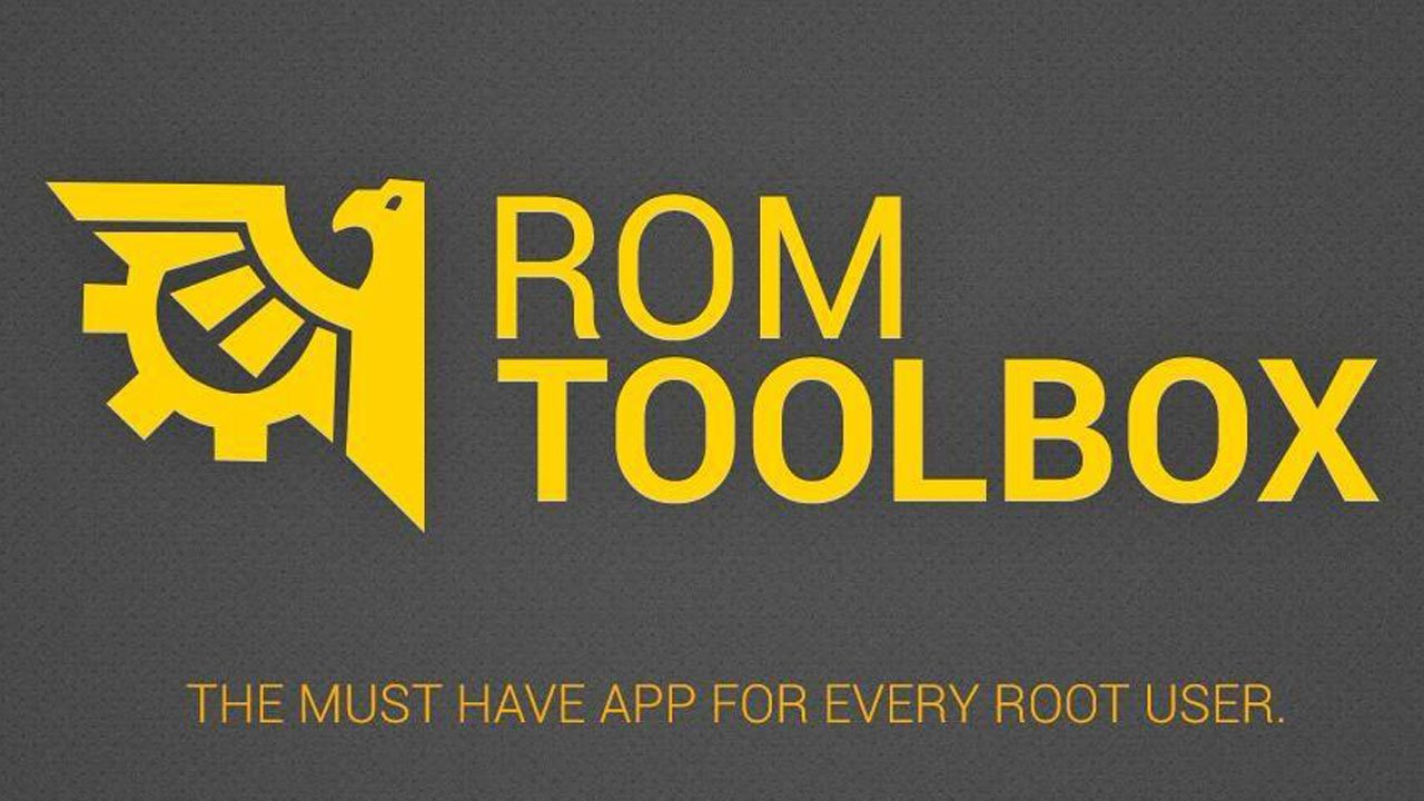 ROM Toolbox Pro poster