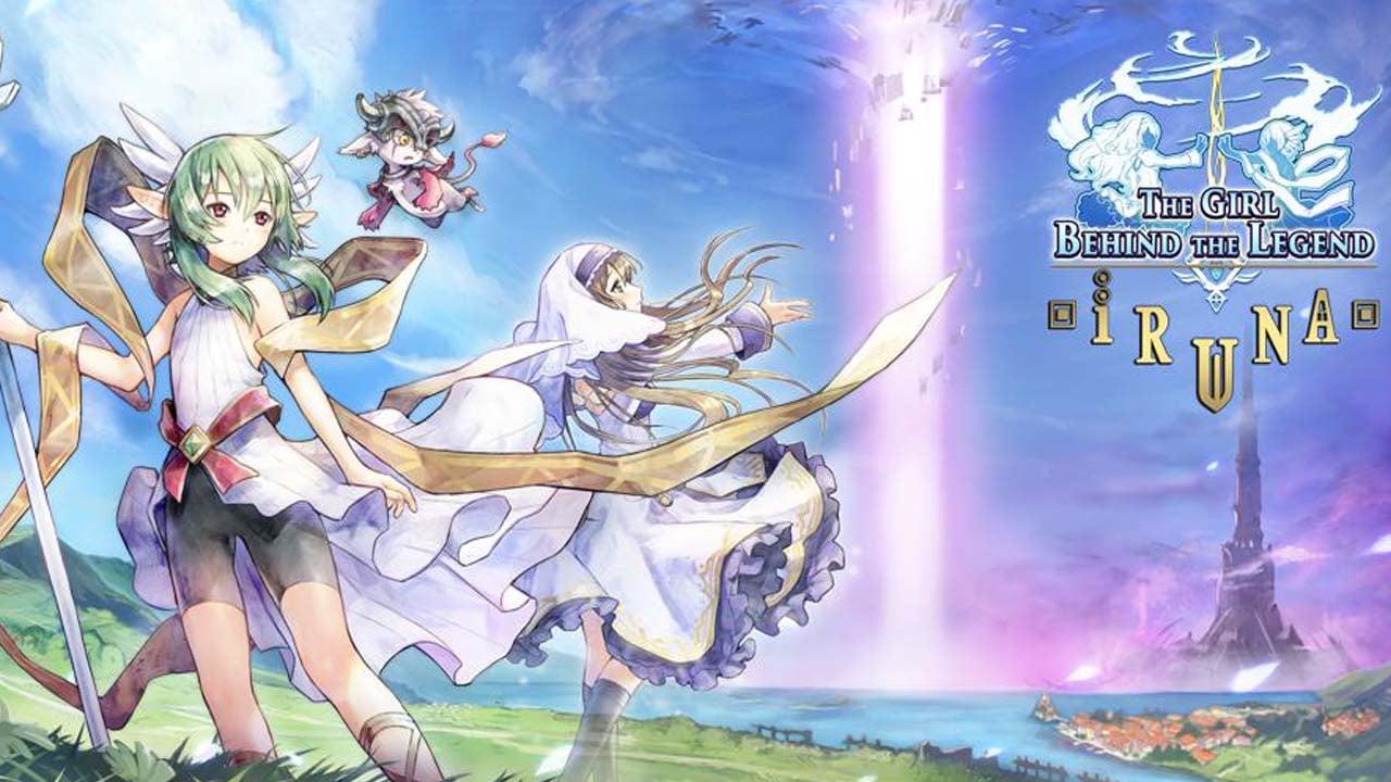 RPG IRUNA Online poster