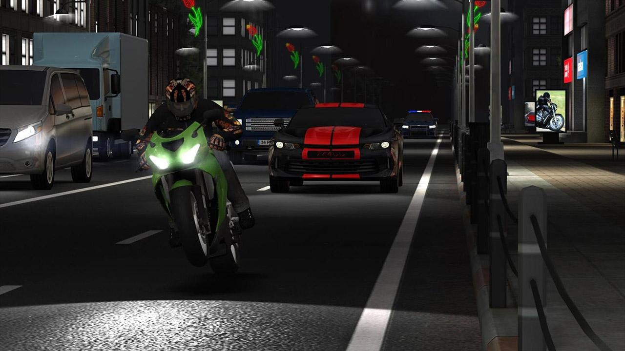 Racing Fever Moto screen 0