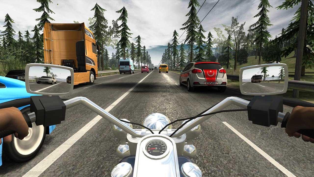 Racing Fever Moto screen 3