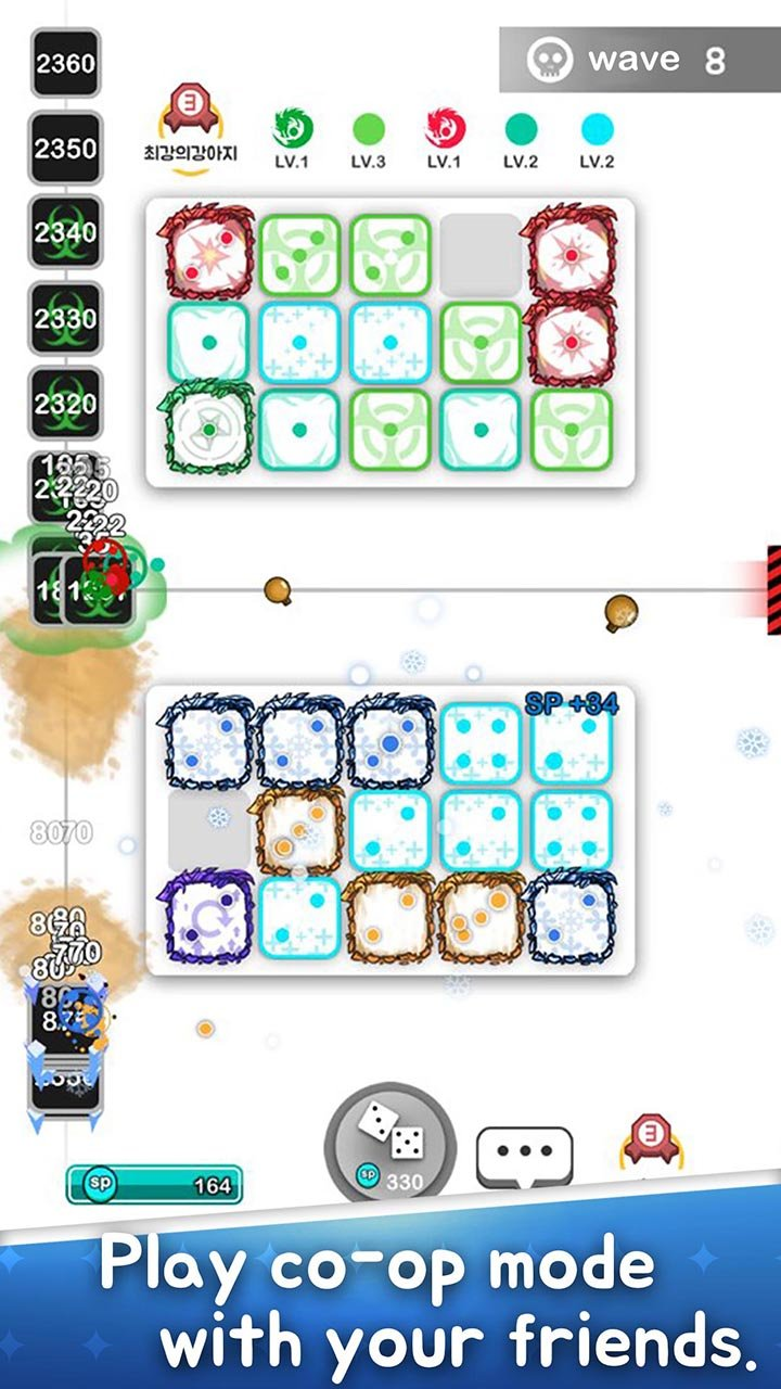 Random Dice PvP Defense screen 4