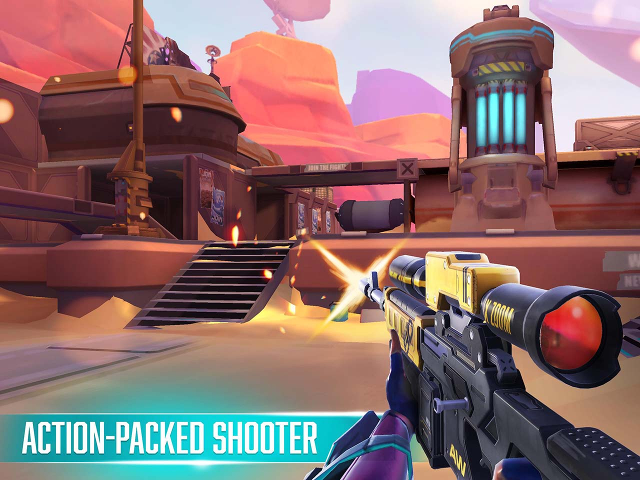 Rise Shooter Arena screen 0