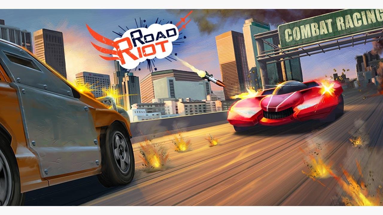 Road Riot poster