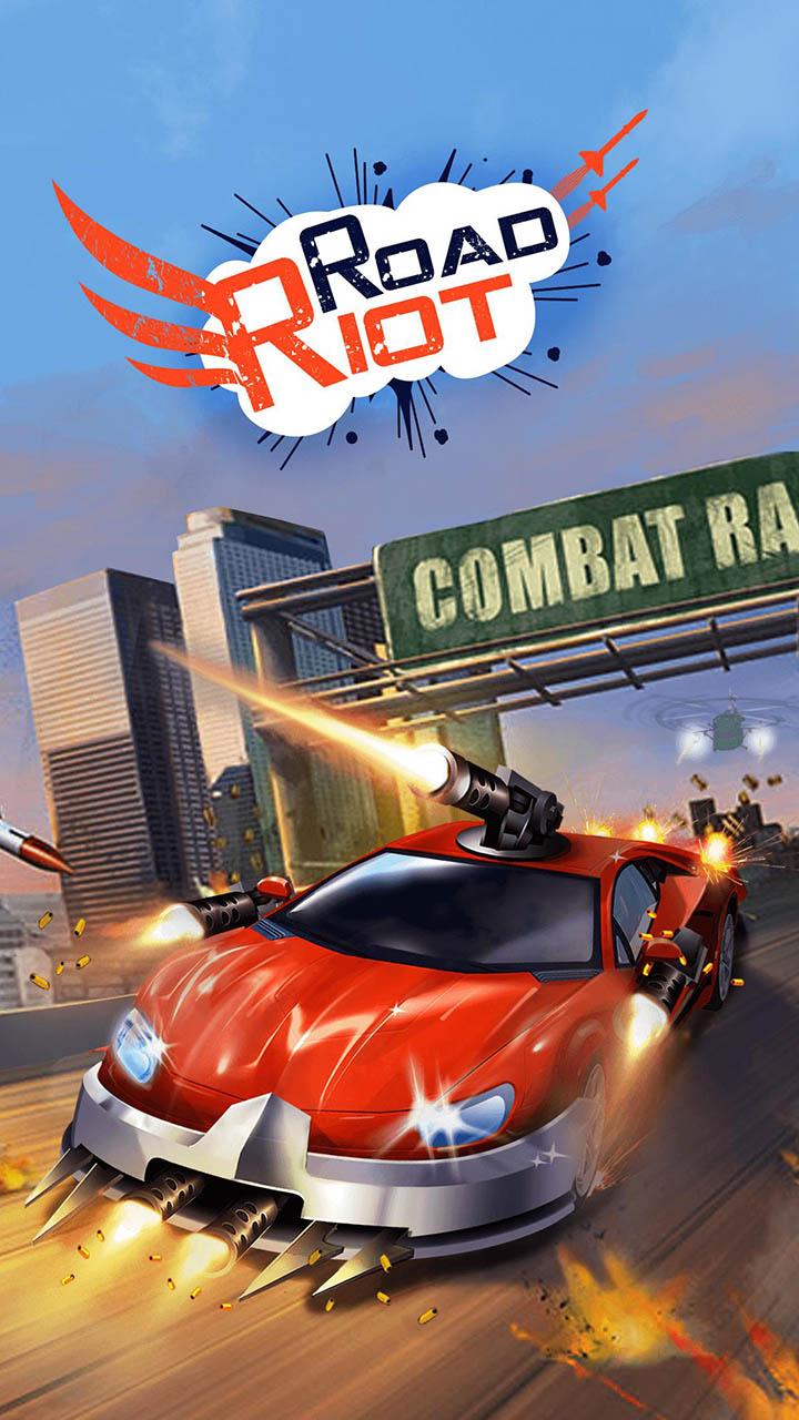 Road Riot screen 0