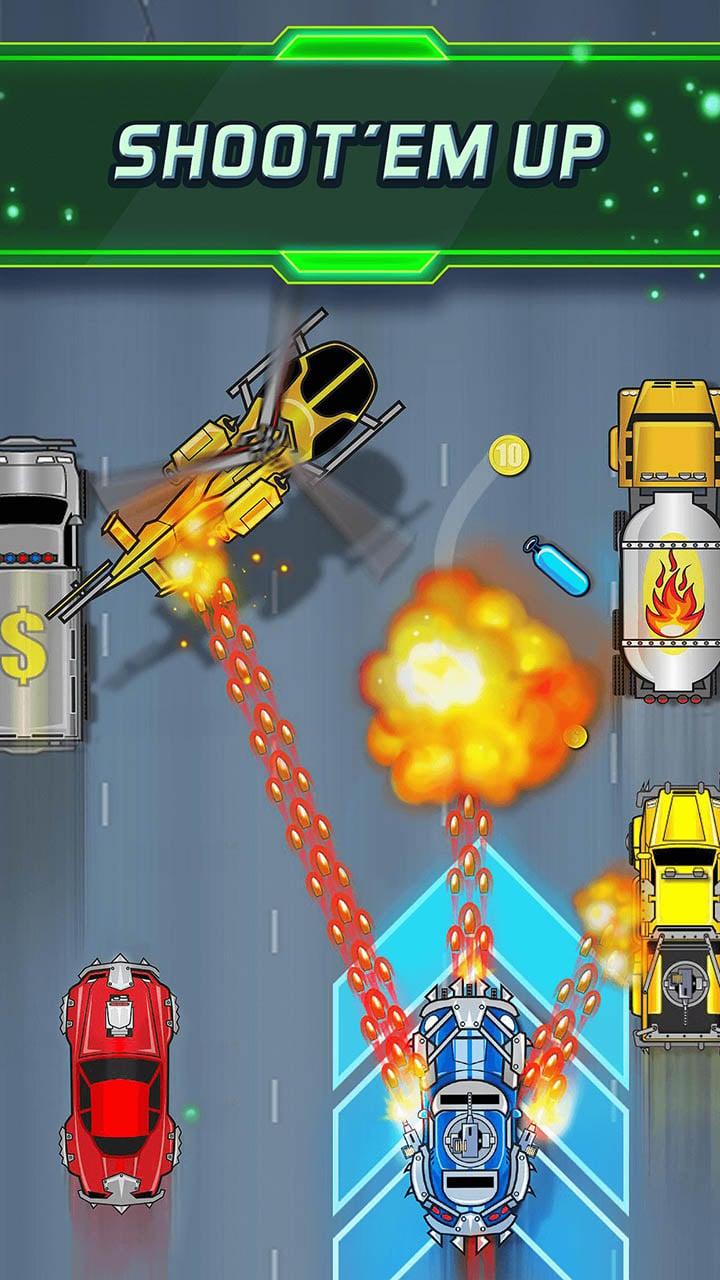 Road Riot screen 1
