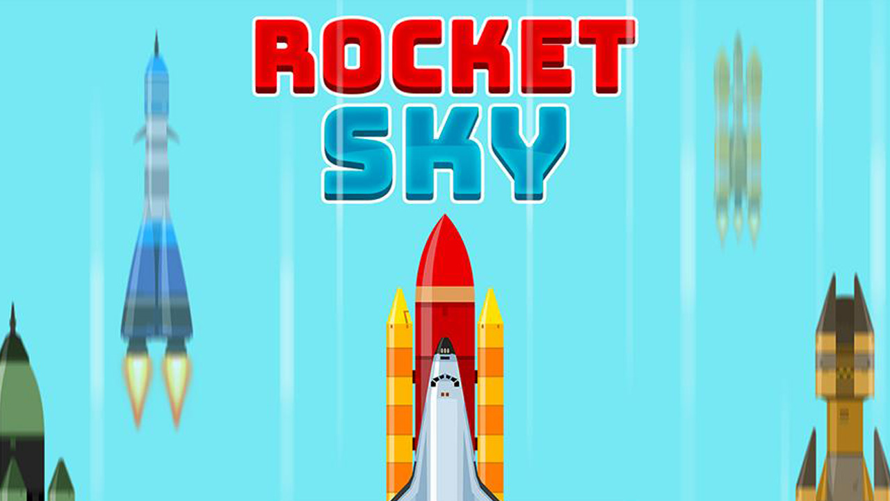 Rocket Sky poster