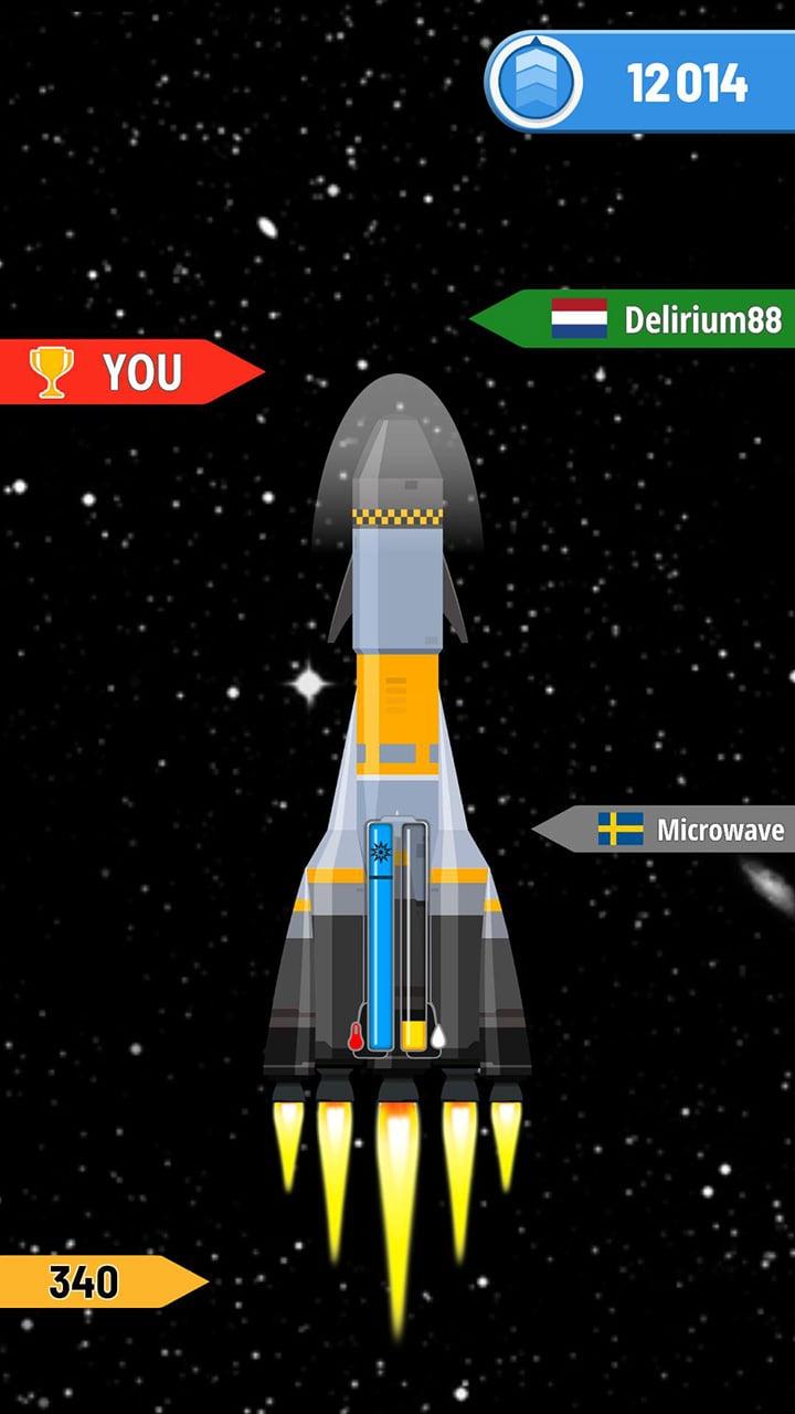 Rocket Sky screen 2