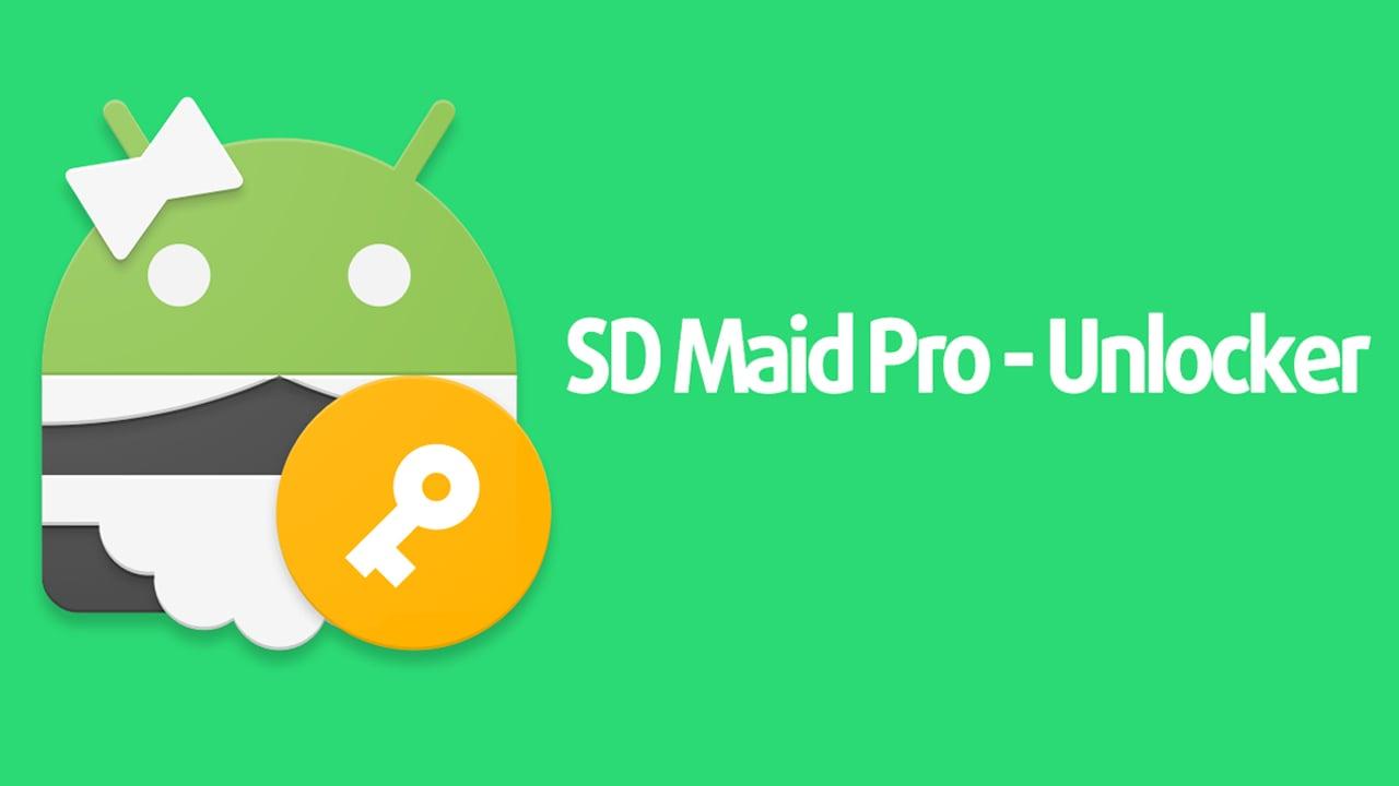 SD Maid Pro Unlocker poster