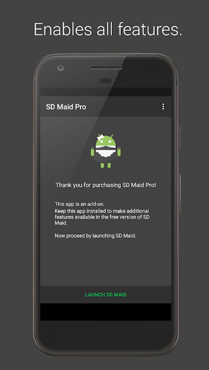 SD Maid Pro Unlocker screen 6