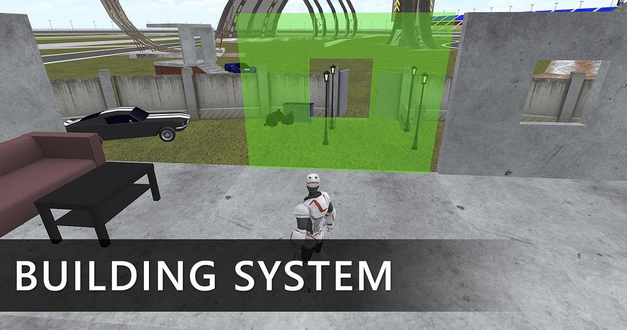 Sandbox 3D screen 0