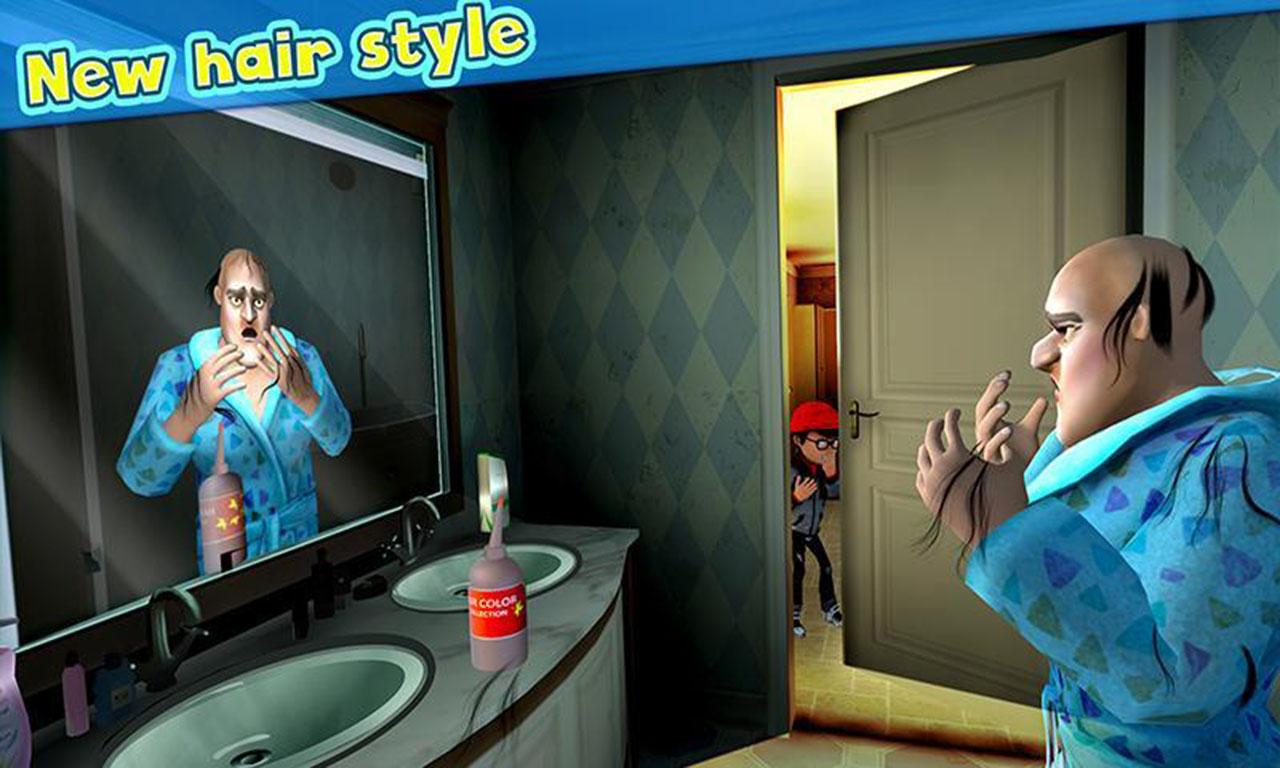 Scary Teacher 3D screen 1