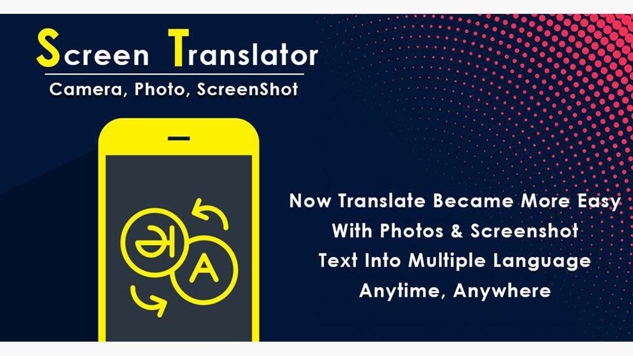 Screen Translator poster