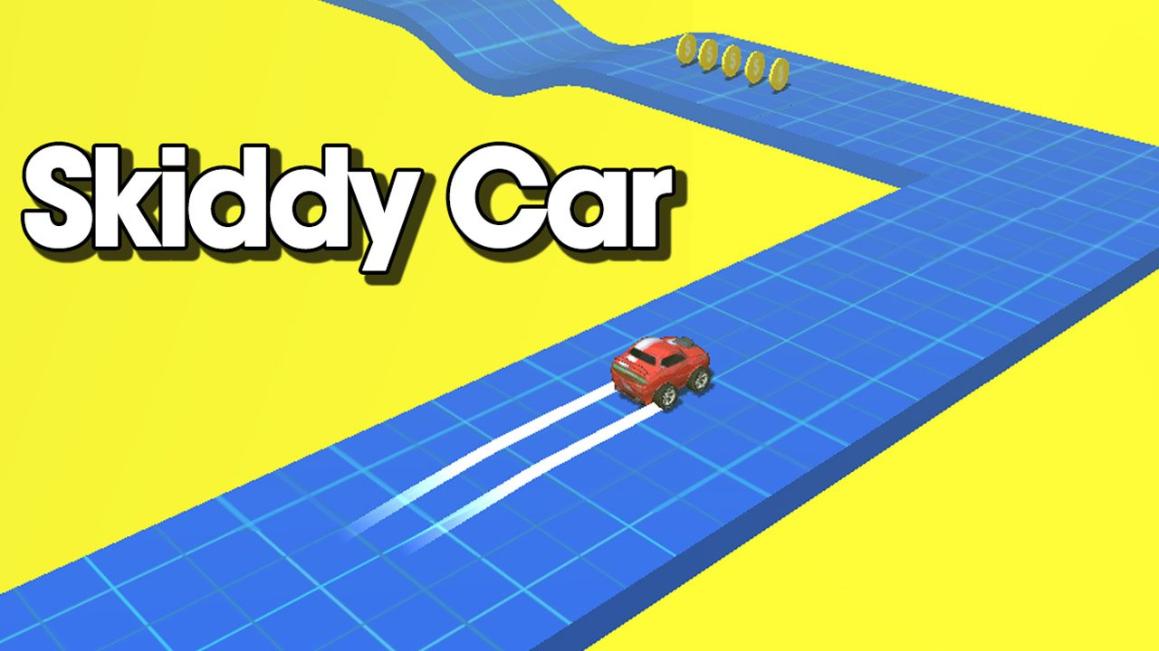 Skiddy Car poster