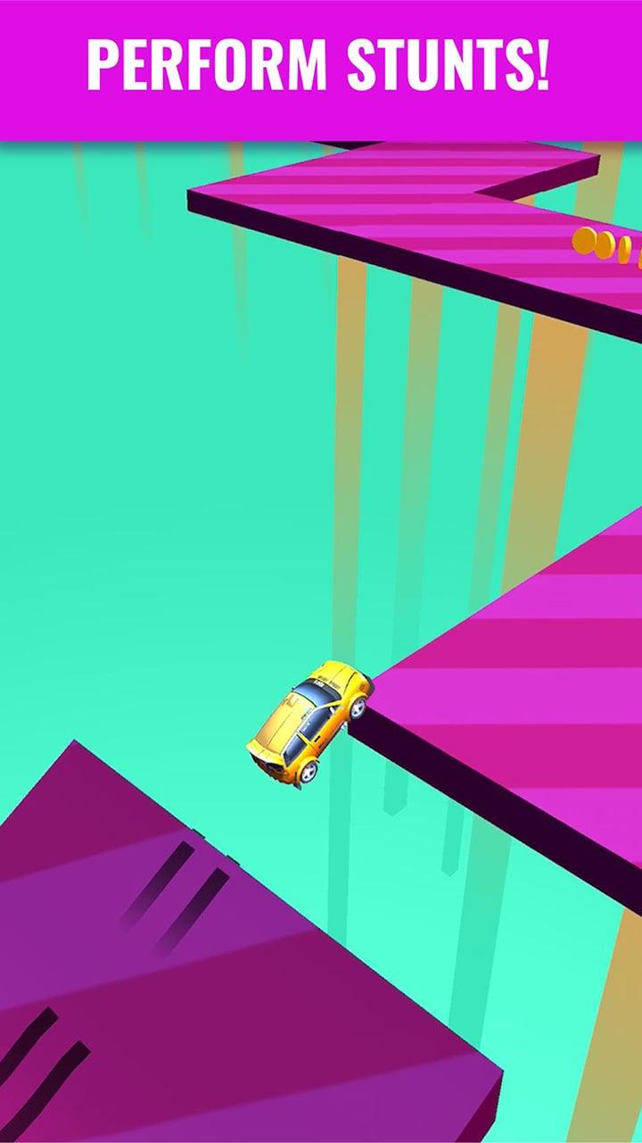 Skiddy Car screen 2