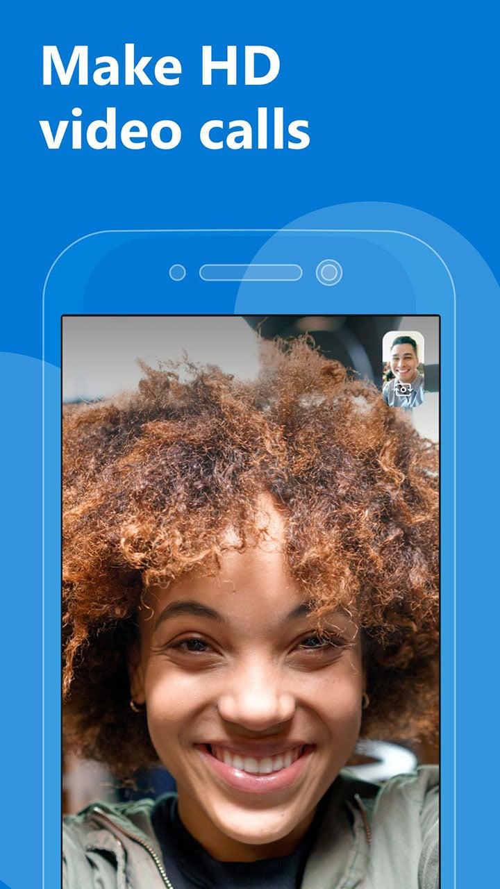 Skype screen 0