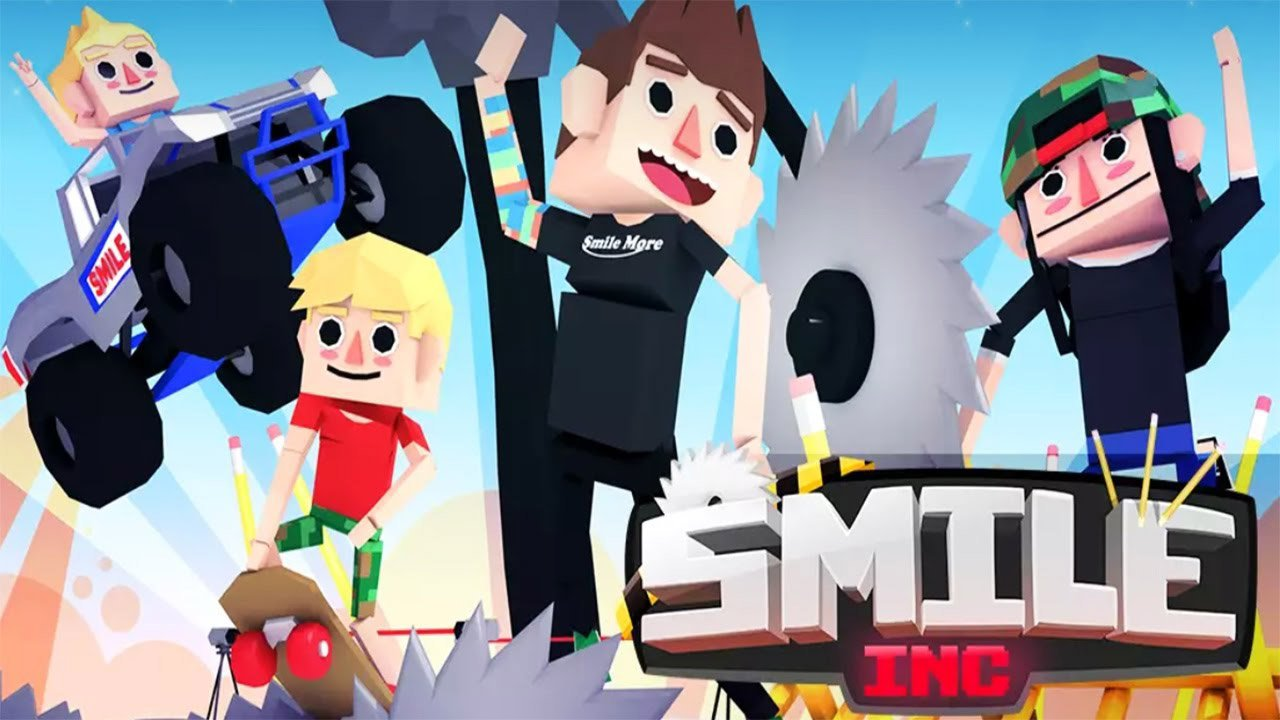 Smile Inc poster