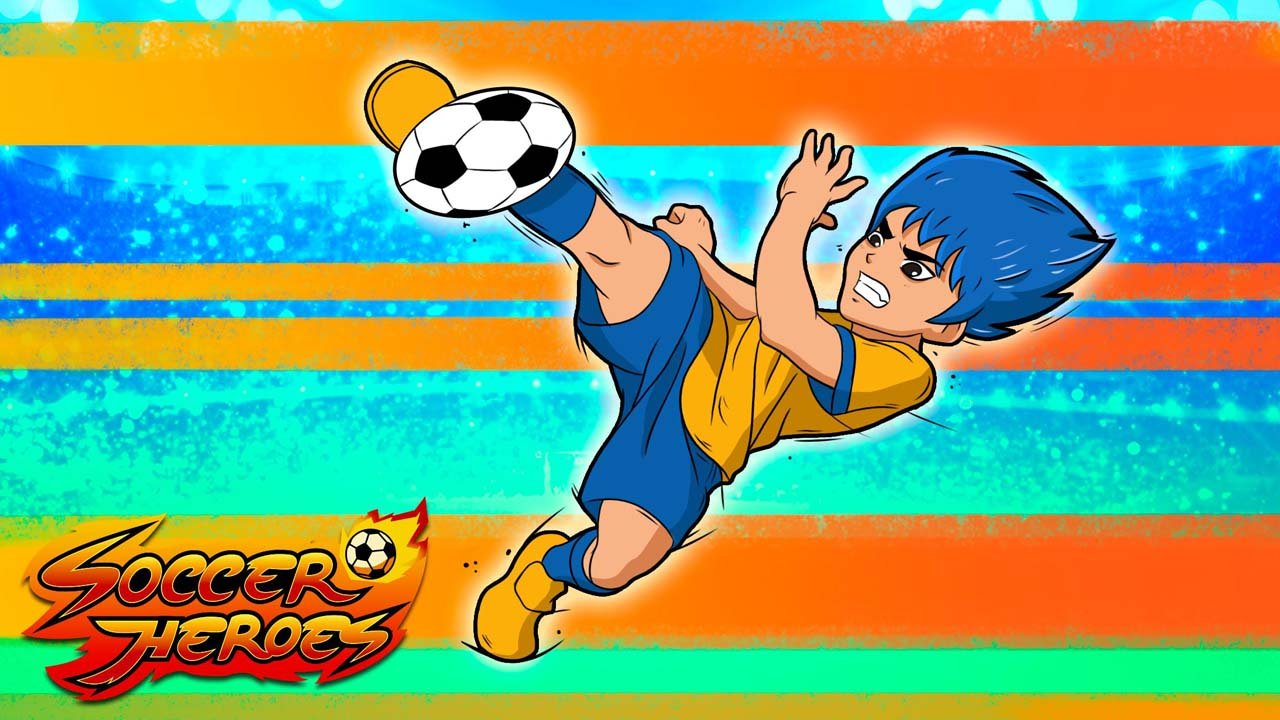 Soccer Heroes poster