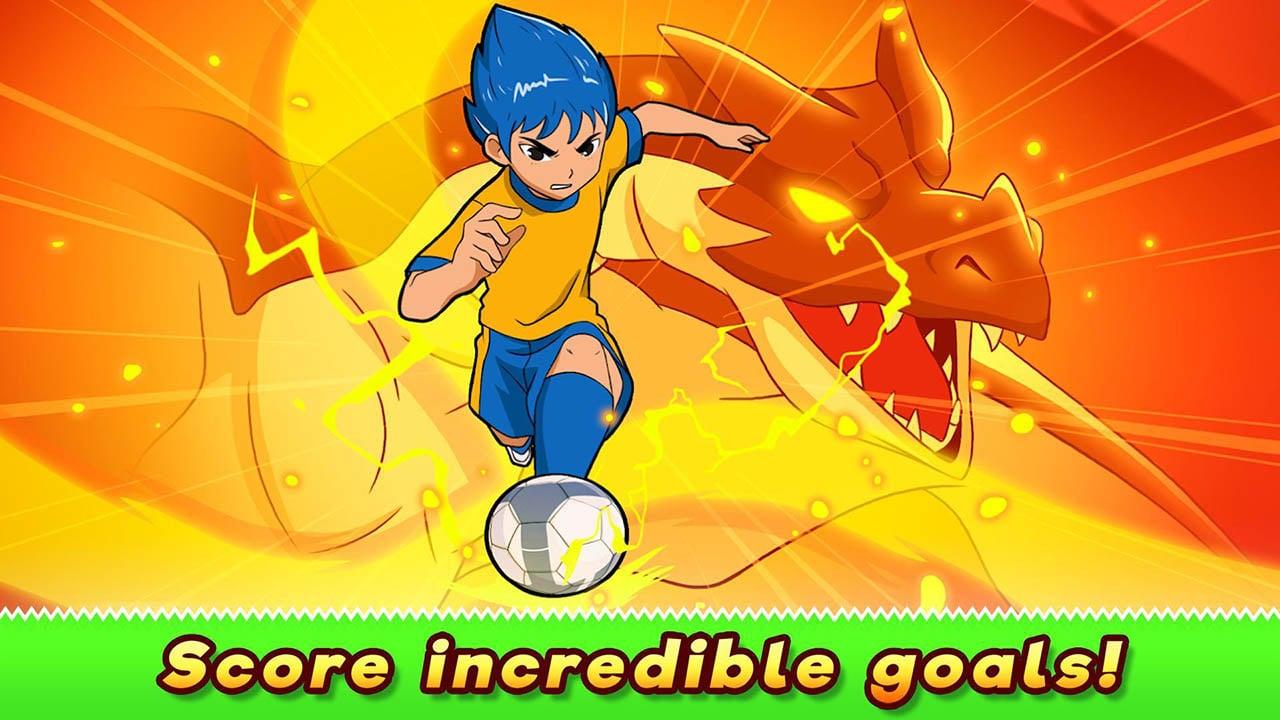 Soccer Heroes screen 2