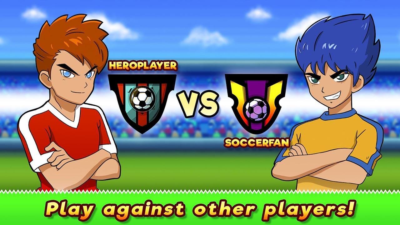 Soccer Heroes screen 3