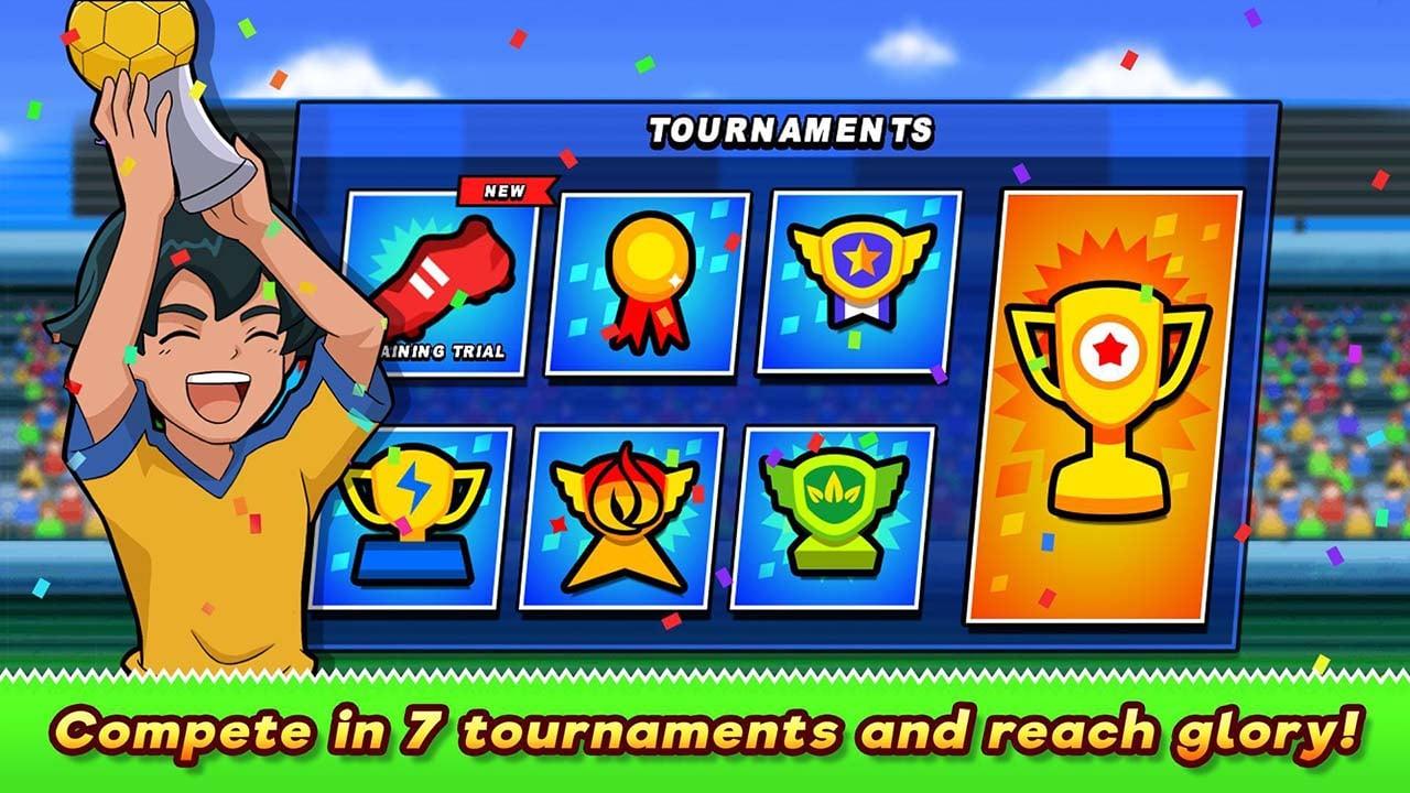 Soccer Heroes screen 4