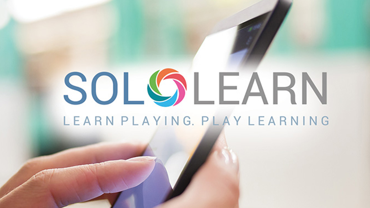 SoloLearn poster