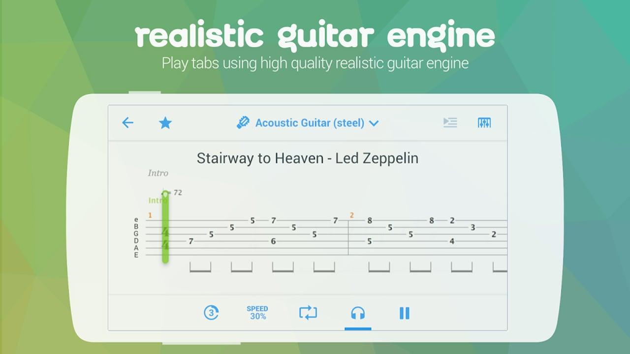 Songsterr Guitar Tabs & Chords screen 4