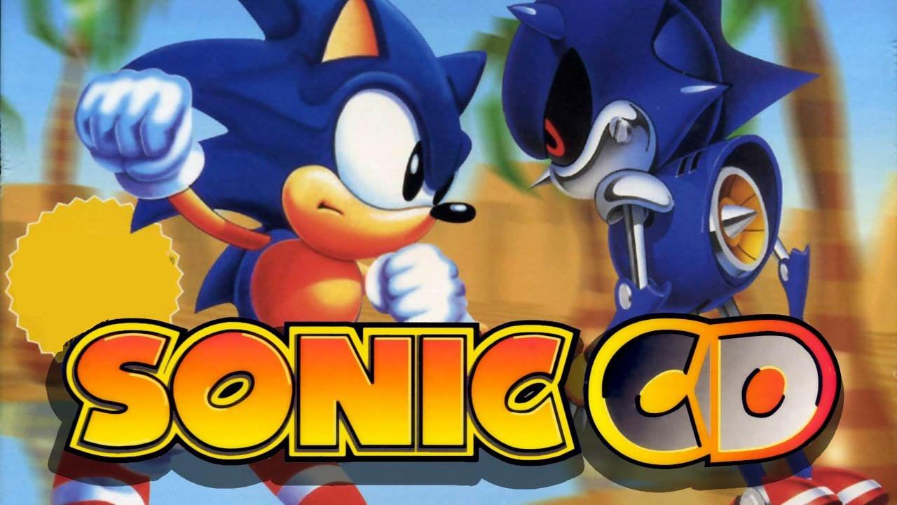 Sonic CD poster