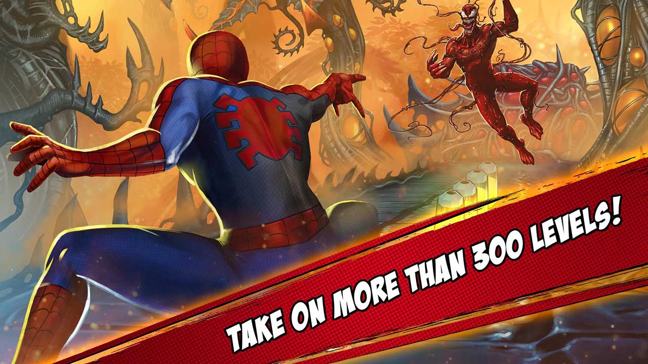 Spider Man Unlimited screen 5