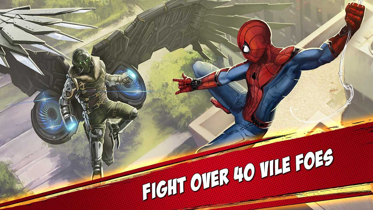 Spider Man Unlimited screen 7