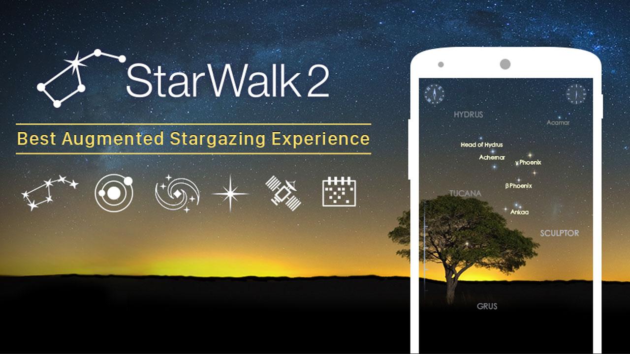 Star Walk 2 poster