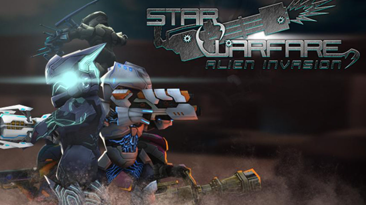 Star Warfare poster
