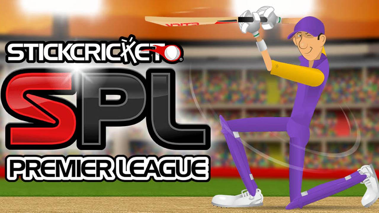 Stick Cricket Premier League poster