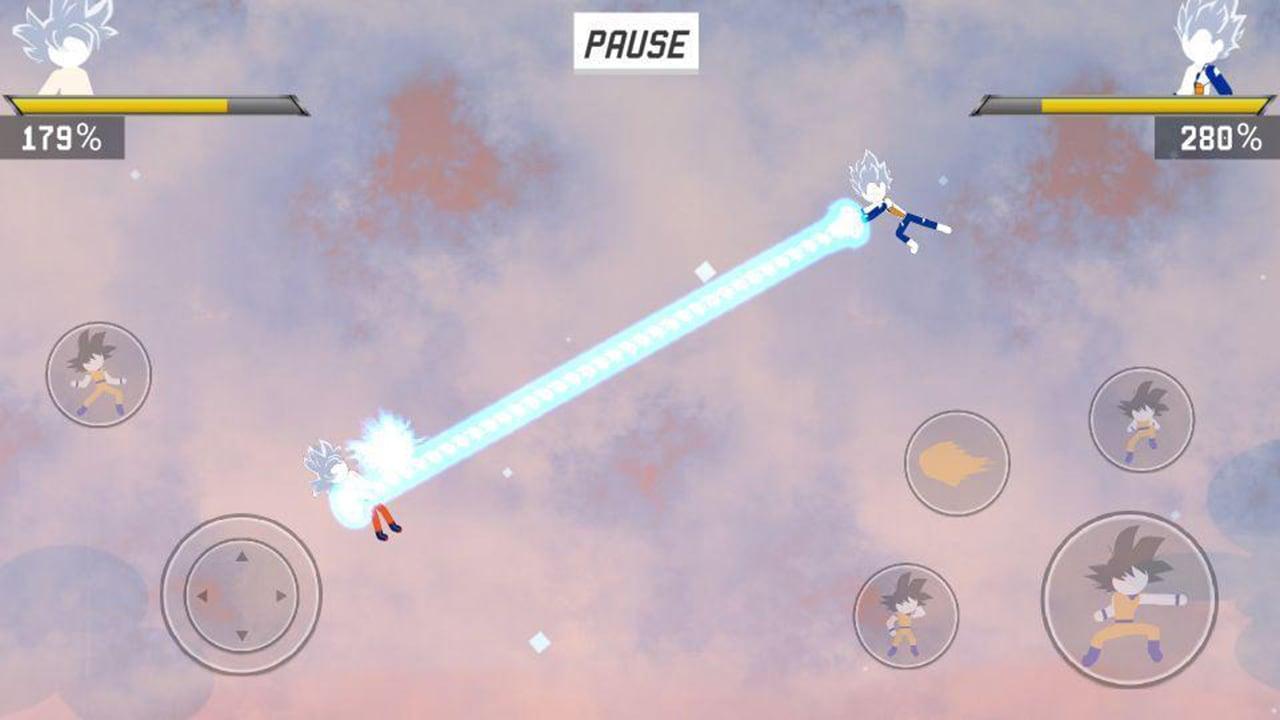 Stick Shadow War Fight screen 1