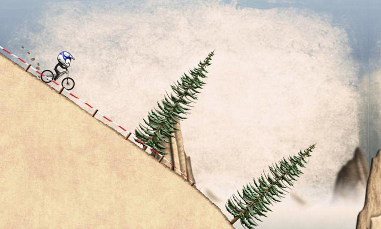 Stickman Downhill screen 0