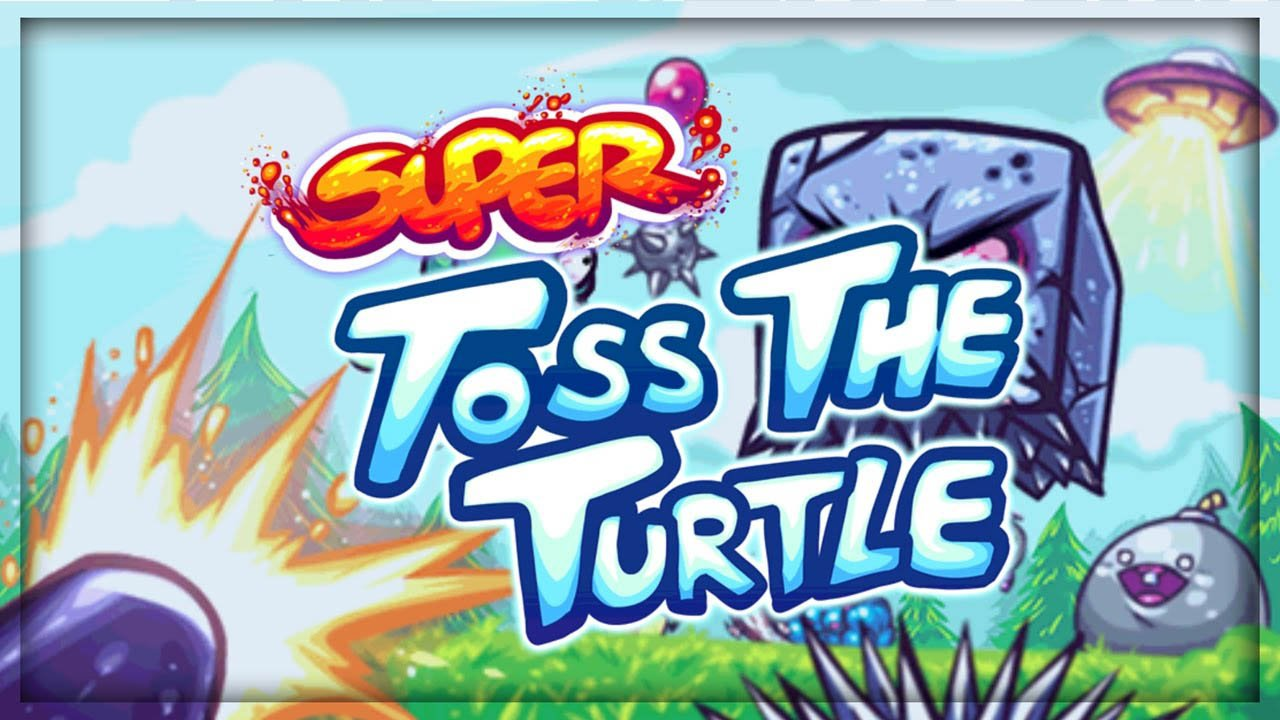Suрer Toss The Turtle poster