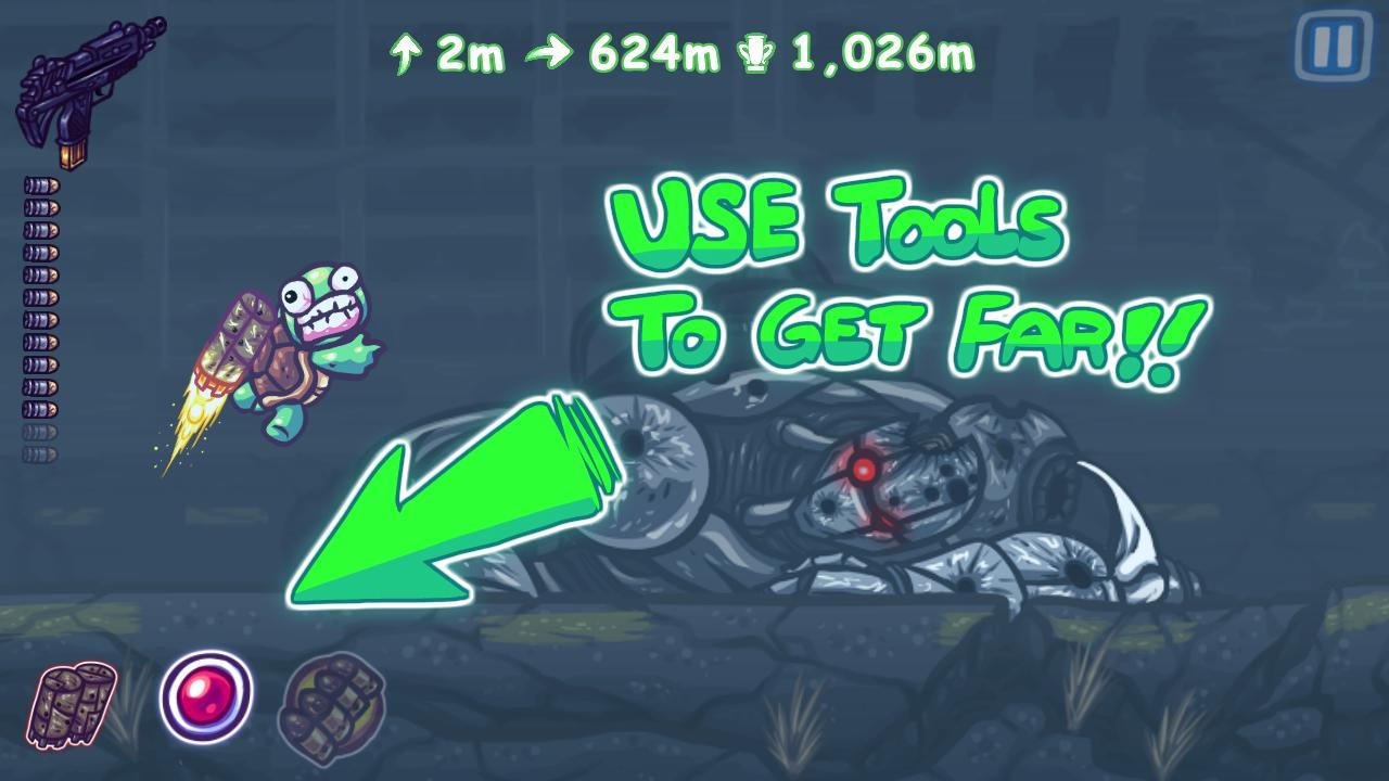 Suрer Toss The Turtle screen 3