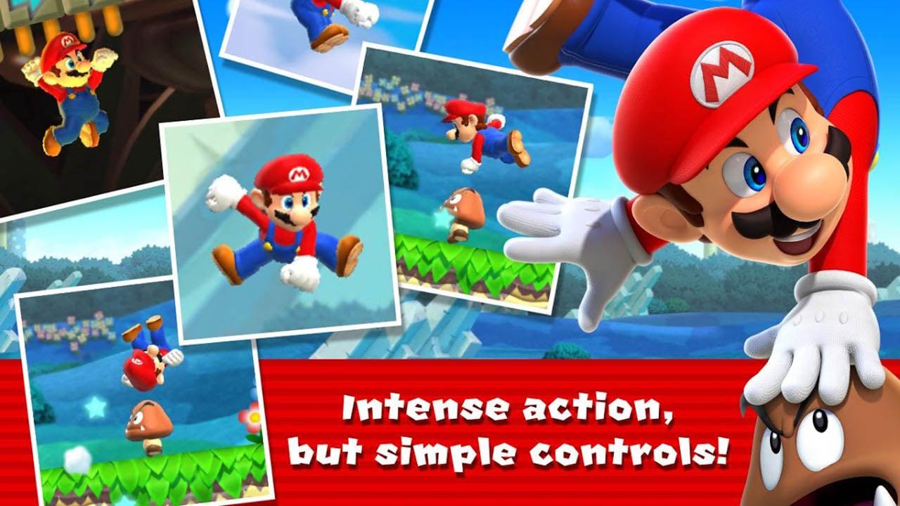 Super Mario Run screen 3