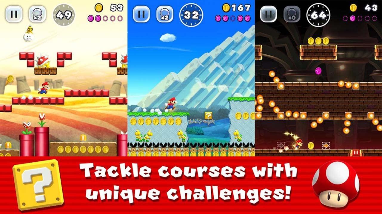 Super Mario Run screen 4