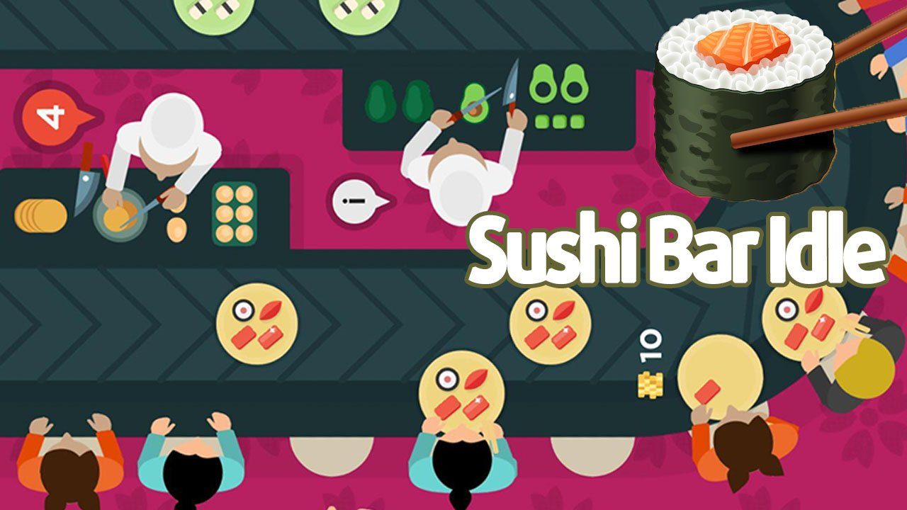 Sushi Bar Idle poster